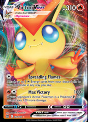 Victini VMAX - 022/163 - Ultra Rare