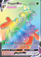 Flapple VMAX - 164/163 - Secret Rare