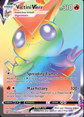 Victini VMAX - 165/163 - Secret Rare