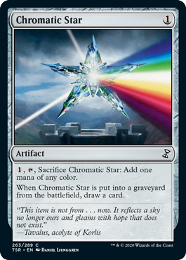 Chromatic Star - Foil