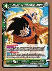 Son Goku, the Long-Awaited Rematch - EB1-26 - R