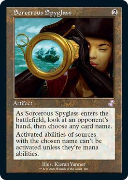 Sorcerous Spyglass - Foil
