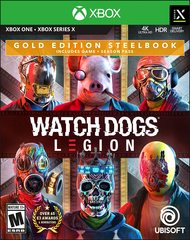 Watch Dogs: Legion [Gold Edition]