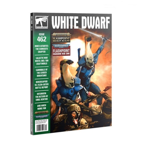 White Dwarf 462 (English)