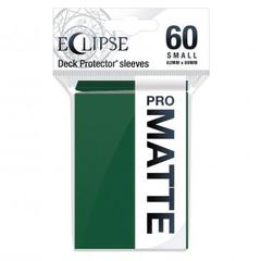 Ultra Pro: Eclipse PRO-Matte Small Deck Protector Sleeves 60ct - Forest Green
