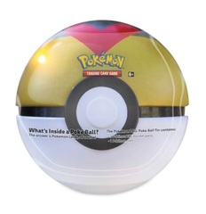 PokeBall Tin - Level Ball - Series 5