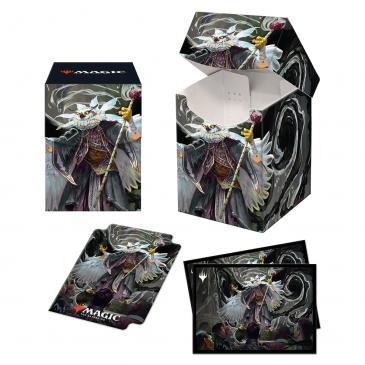 Ultra Pro: Strixhaven Commander Combo Box - Silverquill - Breena the Demagogue