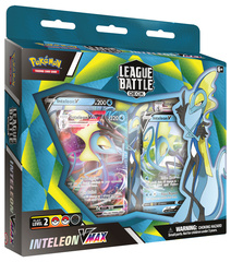 Pokemon League Battle Deck - Inteleon VMAX