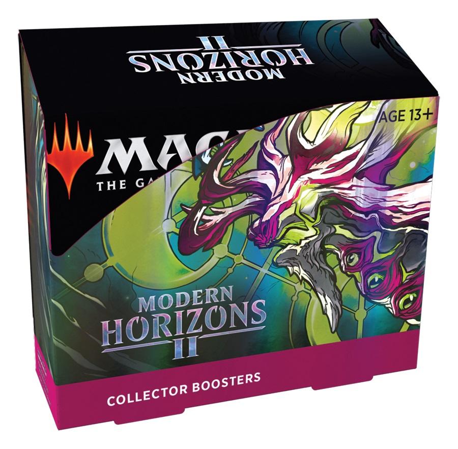 Modern Horizons 2 Collector Booster Box - PRECIO SOLO EN EFECTIVO