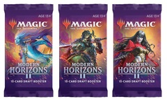 Modern Horizons 2 Draft Booster 3-Pack