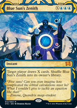 Blue Suns Zenith - Foil