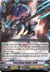 Flourishing Knight, Edith - V-SS08/006EN - RRR