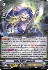 Battle Sister, Fromage - V-SS08/008EN - RRR