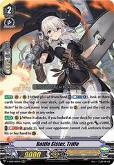 Battle Sister, Trifle - V-SS08/009EN - RRR