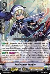 Battle Sister, Torrijas - V-SS08/010EN - RRR