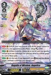 Regalia of Wisdom, Angelica - V-SS08/015EN - RRR