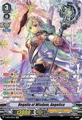 Regalia of Wisdom, Angelica - V-SS08/SP03EN - SP