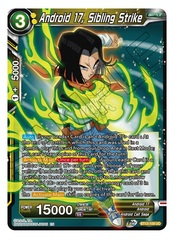 Android 17, Sibling Strike - BT13-109 - UC