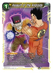 Assault of the Androids - BT13-119 - R