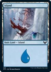 Island (368) - Foil