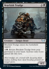 Brackish Trudge - Foil