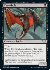 Eyetwitch - Foil