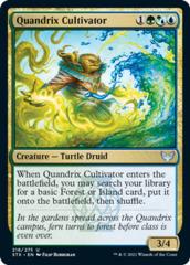 Quandrix Cultivator - Foil