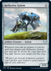 Reflective Golem