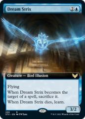 Dream Strix - Foil - Extended Art