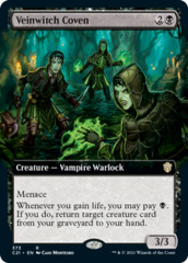 Veinwitch Coven - Extended Art