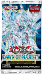 Dawn of Majesty 1st Edition Booster Pack