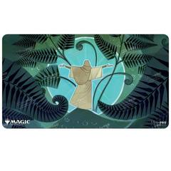 Ultra Pro - Strixhaven Playmat for Magic: The Gathering - Mystical Archive Growth Spiral