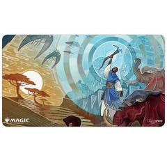Ultra Pro - Strixhaven Playmat for Magic: The Gathering - Mystical Archive Teferi's Protection