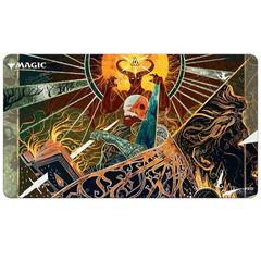 Ultra Pro - Strixhaven Playmat for Magic: The Gathering - Mystical Archive Demonic Tutor
