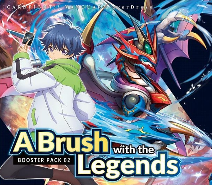 Over Dress - A Brush with the Legends - Booster Box