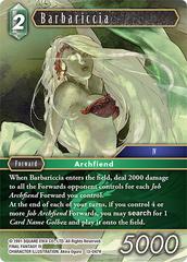 Barbariccia - 13-047H - Foil