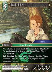 Balthier - 13-048H - Foil