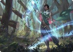 Dragonsguard Elite A Art Card