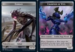 Eldrazi // Champion of Wits Token