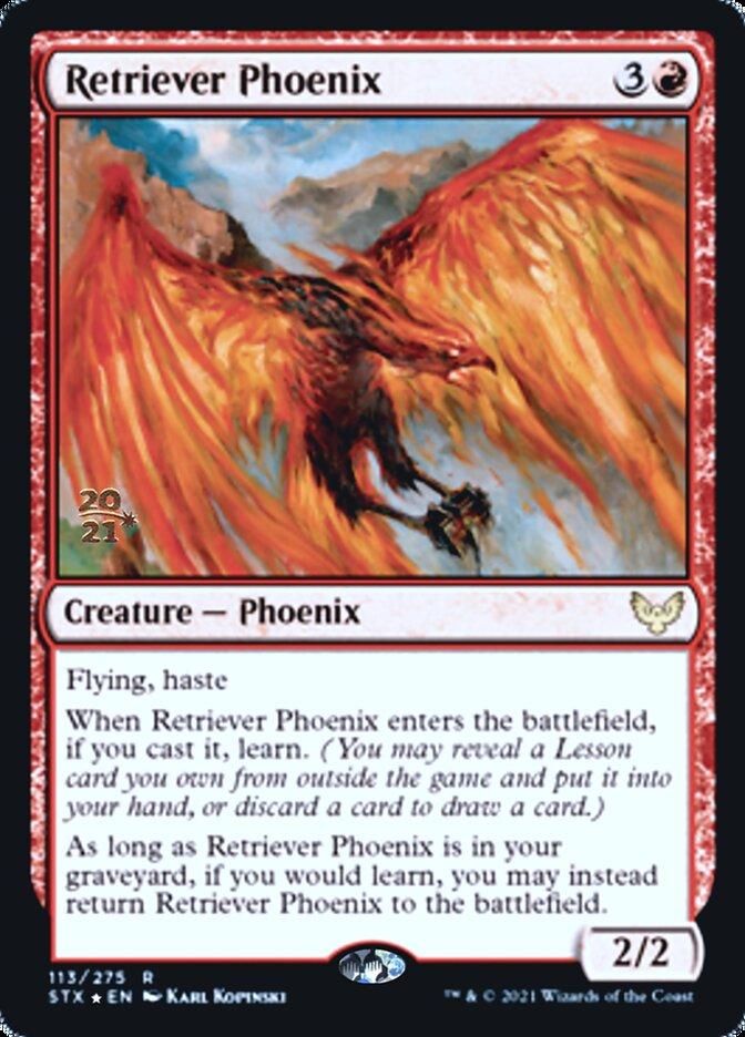 Retriever Phoenix - Foil - Prerelease Promo