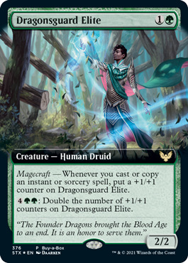 Dragonsguard Elite - Buy-a-Box Promo
