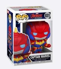 POP! Marvel #831: Avengers Mech Strike - Captain Marvel