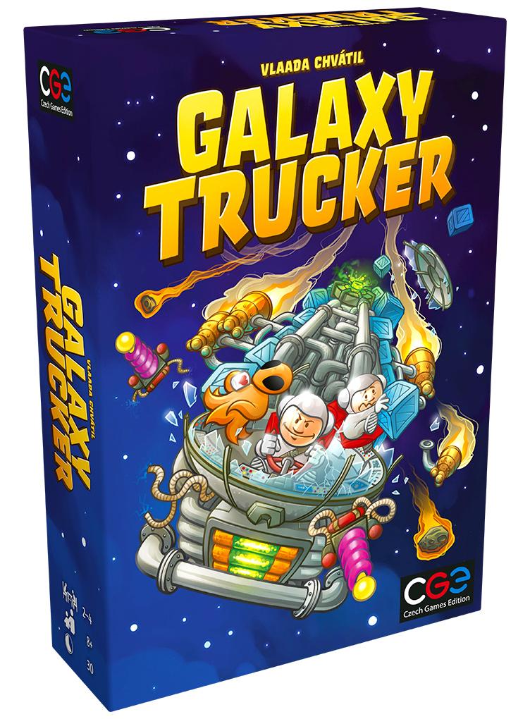 Galaxy Trucker (2021)