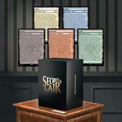 Secret Lair - The Full-Text Lands Foil Edition
