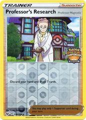Professors Research - 178/202 - Pokemon Regional Championships Promo