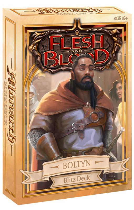 Monarch: Boltyn Blitz Deck