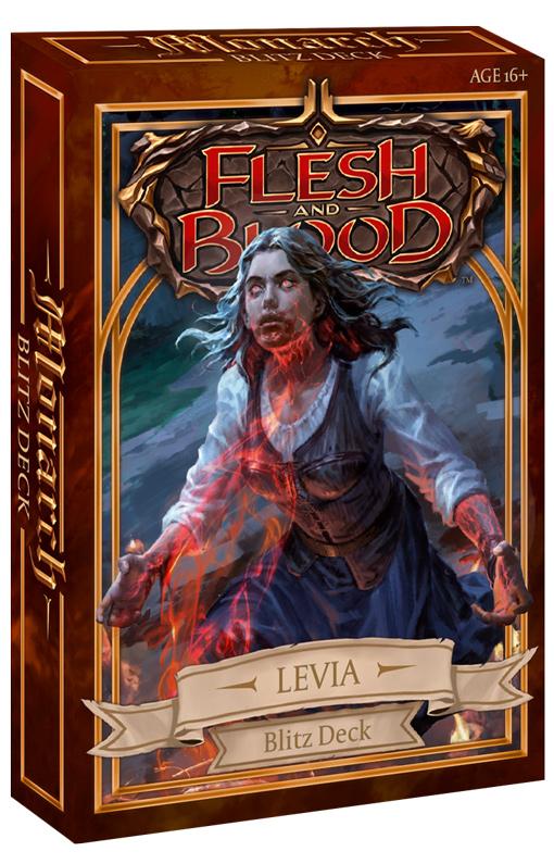 Monarch: Levia Blitz Deck