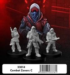 Combat Zoners C