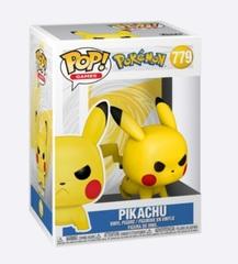 Games Series - #779 - Pikachu (Pokemon)