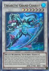 Ursarctic Grand Chariot - ANGU-EN035 - Ultra Rare - 1st Edition